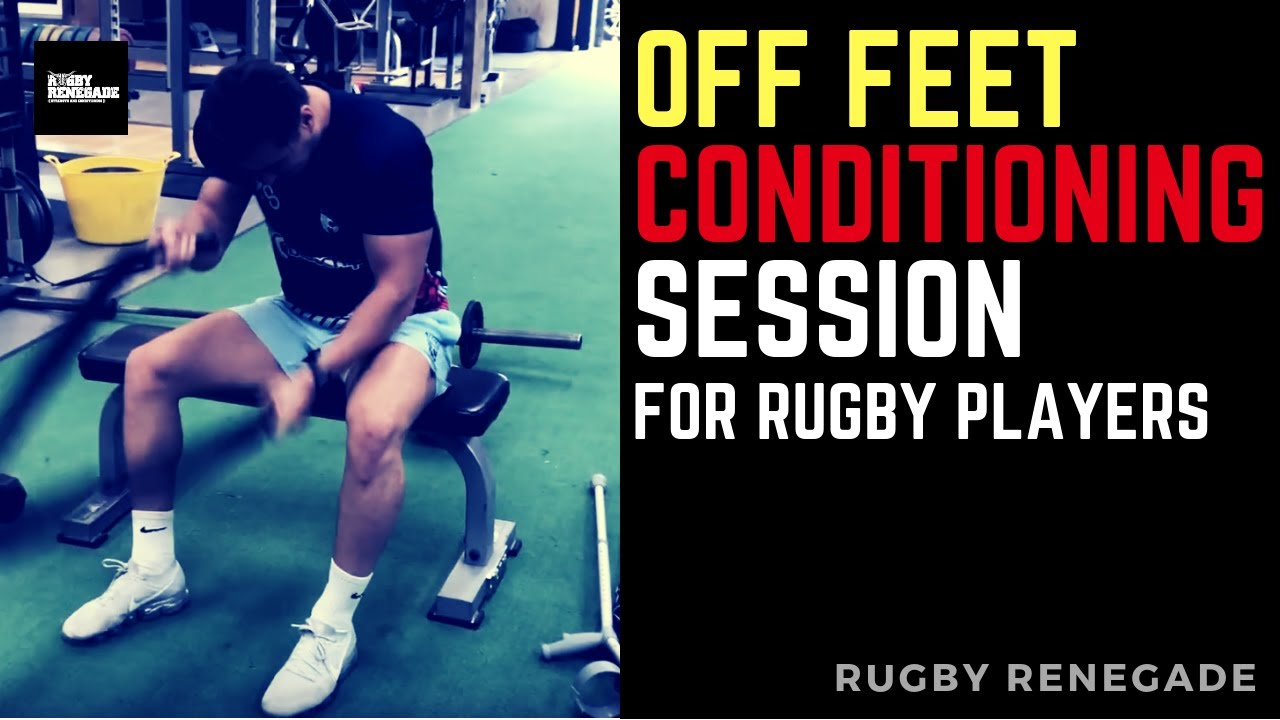 5/3/1 For Rugby - Rugby Renegade - Strength & Conditioning